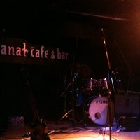 Photo taken at Sanat Cafe & Bar by Oğuzhan G. on 9/28/2012