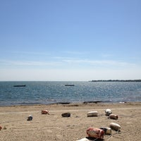 Photo taken at Bayley Beach Park by Lisa B. on 5/27/2013