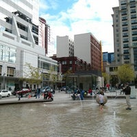 Photo taken at Director Park by Yuriy C. on 4/20/2013