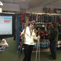 Photo taken at Powder House Ski & Board: (2) Main Store by Samira Q. on 2/15/2013