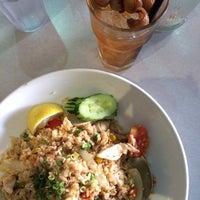Photo taken at Taste of Thai by hariz s. on 2/11/2014