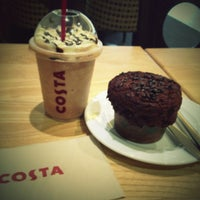 Photo taken at Costa Coffee by Channaro S. on 12/16/2012