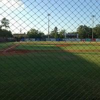 Photo taken at Riley Ball Park P15 Baseball by Humera S. on 5/29/2013