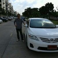 Photo taken at Toyota Prachuab Kirikhan by Chokhun One on 5/17/2013