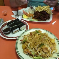 Photo taken at Aloha Hawaiian BBQ by Jay D. on 5/9/2014