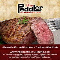 Photo taken at The Peddler Steakhouse by The Peddler Steakhouse on 8/26/2013