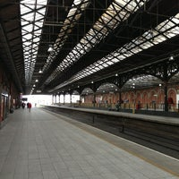 Photo taken at Dublin Connolly Railway Station by Sikoka on 6/23/2013