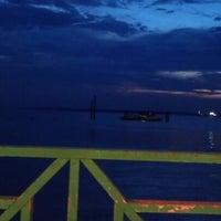 Photo taken at Muara Ikan Bakar Tanjung Harapan by Yat' E. on 2/6/2013