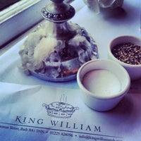 Photo taken at King William Pub & Dining Rooms by Just W. on 6/7/2013
