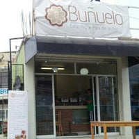 Photo taken at Buñuelo by Angelica P. on 4/27/2013