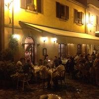 Photo taken at Trattoria Tonino Il Lurido by davide n. on 6/7/2014