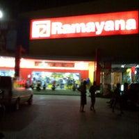 Photo taken at Ramayana by Stayner F. on 8/7/2013