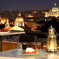 La Terrasse Cuisine & Lounge at Sofitel Rome - Ludovisi - Roma, Lazio