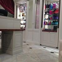 Photo taken at Articoli Salon & Spa by Aleks V. on 3/14/2013