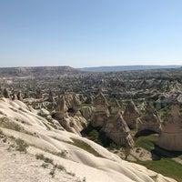 4/23/2018 tarihinde D. Önder A.ziyaretçi tarafından Kapadokya Panorama Teras Kafe'de çekilen fotoğraf