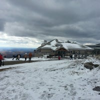 Photo taken at Sommet du Mont-Tremblant Summit by Daniel Magalhães on 10/13/2012
