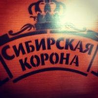 Photo taken at Сибирская Корона by Al on 10/2/2012