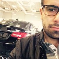 Photo taken at Maranello BMW MINI Vaughan West by Namik on 10/29/2014