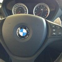 Photo taken at Maranello BMW MINI Vaughan West by Namik on 8/14/2013