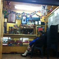 Photo taken at Café El Jarocho by Kaihiamal on 12/20/2012