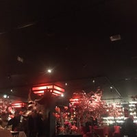Photo taken at ZENZAKAN - Pan Asian Supperclub by Yavuz Y. on 1/11/2017