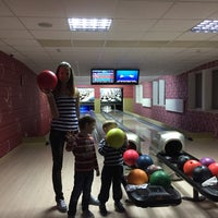 Photo taken at Bowling by Viacheslav S. on 12/24/2017