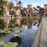Photo taken at Botanical Building & Lily Pond by Abby F. on 7/20/2013