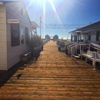 Photo taken at Malibu Pier Club by Martin G. on 1/8/2016