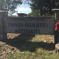Photo taken at Folsom State Prison (FSP) by J Eezy M. on 11/8/2014