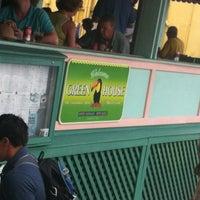 Photo taken at Green House Bar & Restaurant by Jenn S. on 2/15/2012