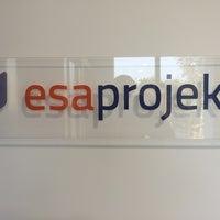 Photo taken at Esaprojekt by Adam on 10/30/2014