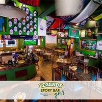 Foto tomada en Legends Sports Bar & Grill por Legends Sports Bar & Grill el 4/6/2016
