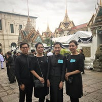 Foto tomada en Dusit Maha Prasat Throne Hall por Lukp'e'aR J. el 5/26/2017