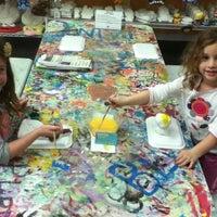 Photo taken at Painting Fun Spot by David F. on 10/14/2012