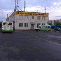Снимок сделан в Автостанция Красногвардейская пользователем Vitaly D. 5/27/2013