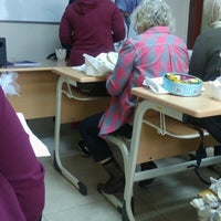 Photo taken at BUSMEK Beşevler Kurs Merkezi by TC Arzu A. on 10/26/2017