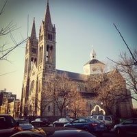 Photo taken at Basilica of Our Lady of Perpetual Help by Erin S. on 3/23/2014