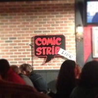 Photo taken at Comic Strip Live by Ray on 3/23/2013