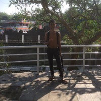 Photo taken at Taman Rekreasi Sengkaling by Ulil A. on 8/21/2016