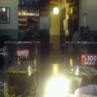 Photo taken at Rock-y Rock Bar by İbrahim y. on 3/21/2013