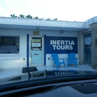 Photo taken at Inertia Tours by Chadillac H. on 9/9/2013
