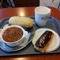 Photo taken at Tim Hortons by Edgar L. on 11/18/2013