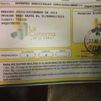 Photo taken at Municipalidad de La Cisterna by Matchelinho A. on 7/22/2014