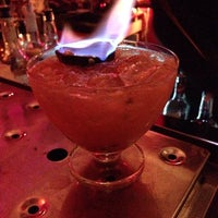 Photo taken at Tiki Lounge and Bar by Di on 4/26/2014
