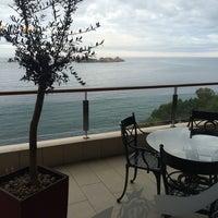 Photo taken at Hotel Royal Princess Wellness & Spa by Flavio D. S. on 4/27/2014