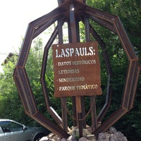 Photo taken at Laspaules by José Luis A. on 8/14/2014