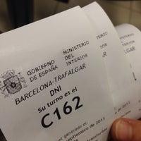 Oficina dni y pasaporte sant pere santa caterina i la ribera trafalgar 4 - Oficinas renovacion dni barcelona ...