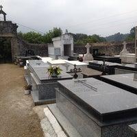 Photo taken at Cementerio De Porrua by Juan Carlos on 7/12/2013