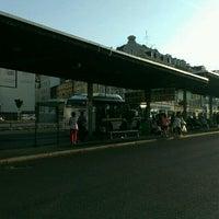 Photo taken at Tržnice MHD terminál by Apedreado C. on 9/8/2016