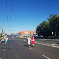 Photo taken at Saransk by Эдгар e. on 6/28/2018